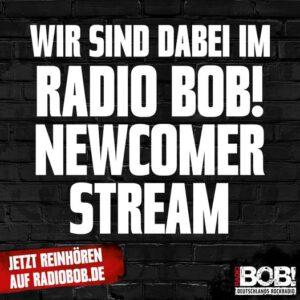 COSMIC TRIBE streaming on RADIO BOB!